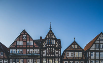 CELLE - A HALF-TIMBERED HOUSES DREAM 2