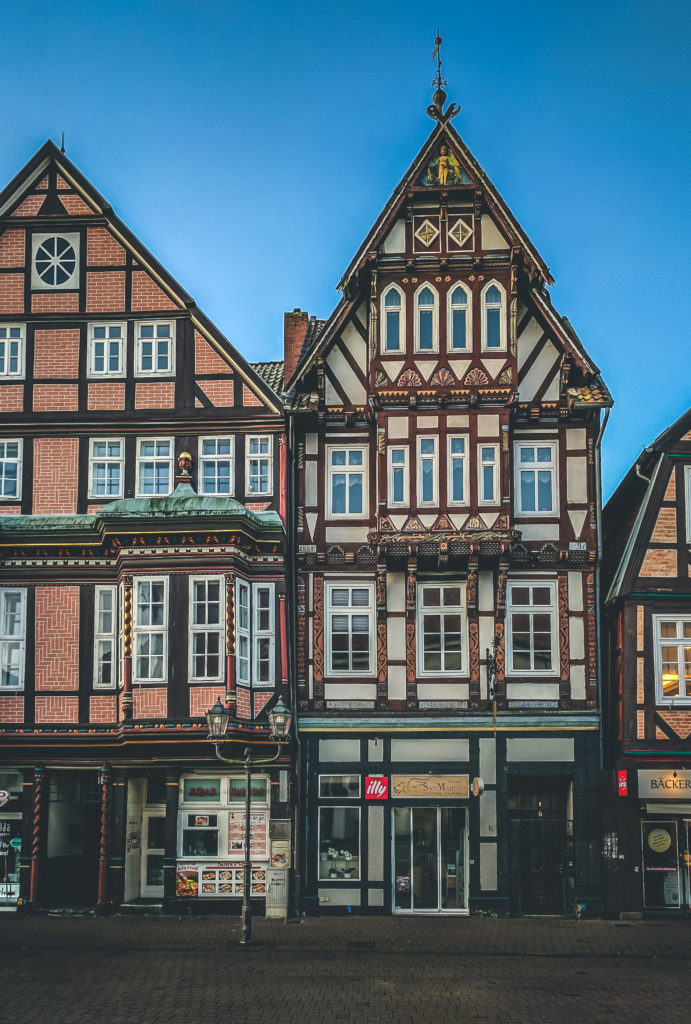 CELLE - A HALF-TIMBERED HOUSES DREAM 13