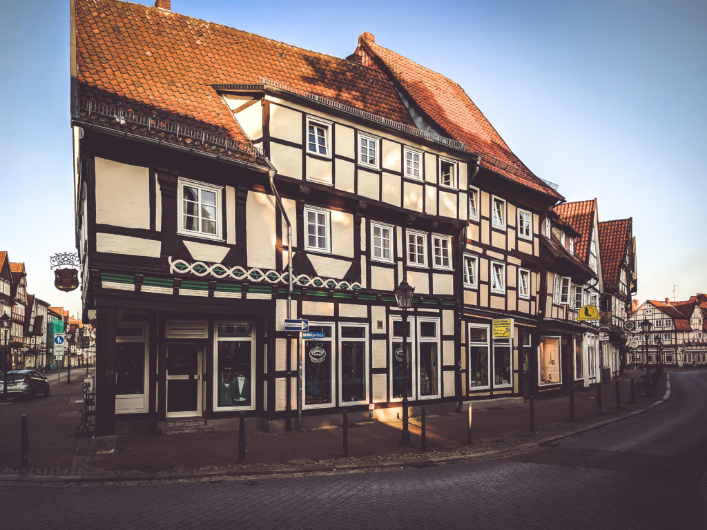CELLE - A HALF-TIMBERED HOUSES DREAM 35