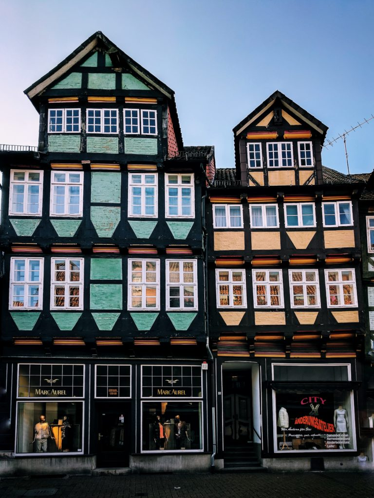 CELLE - A HALF-TIMBERED HOUSES DREAM 4