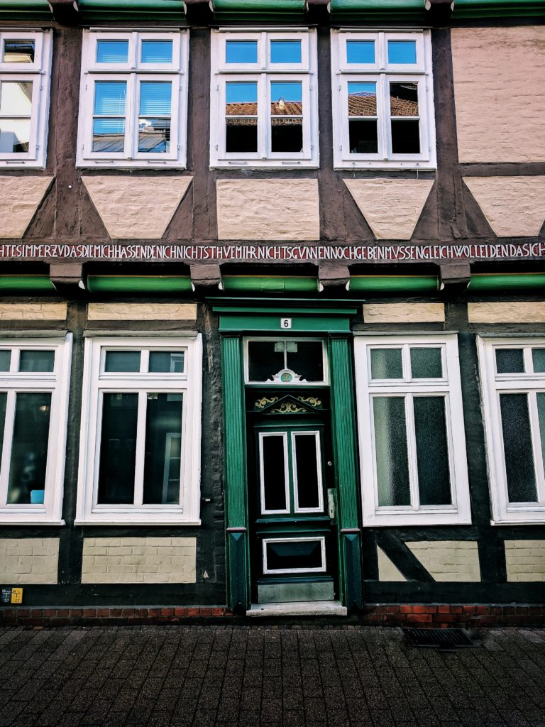 CELLE - A HALF-TIMBERED HOUSES DREAM 14
