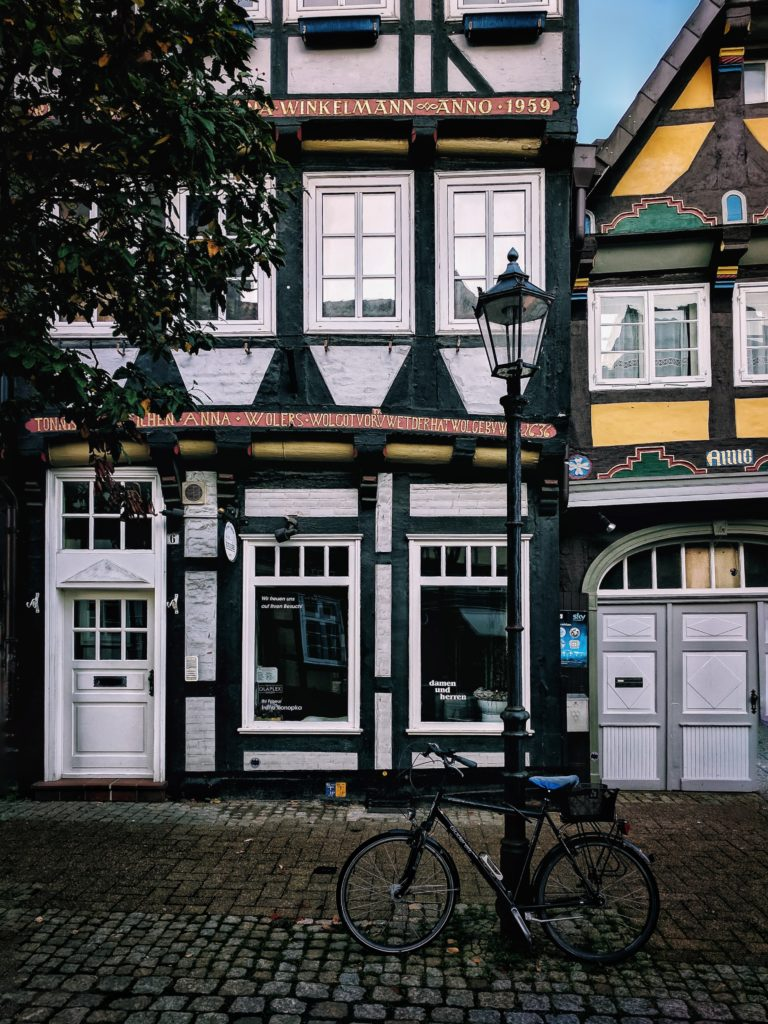 CELLE - A HALF-TIMBERED HOUSES DREAM 10