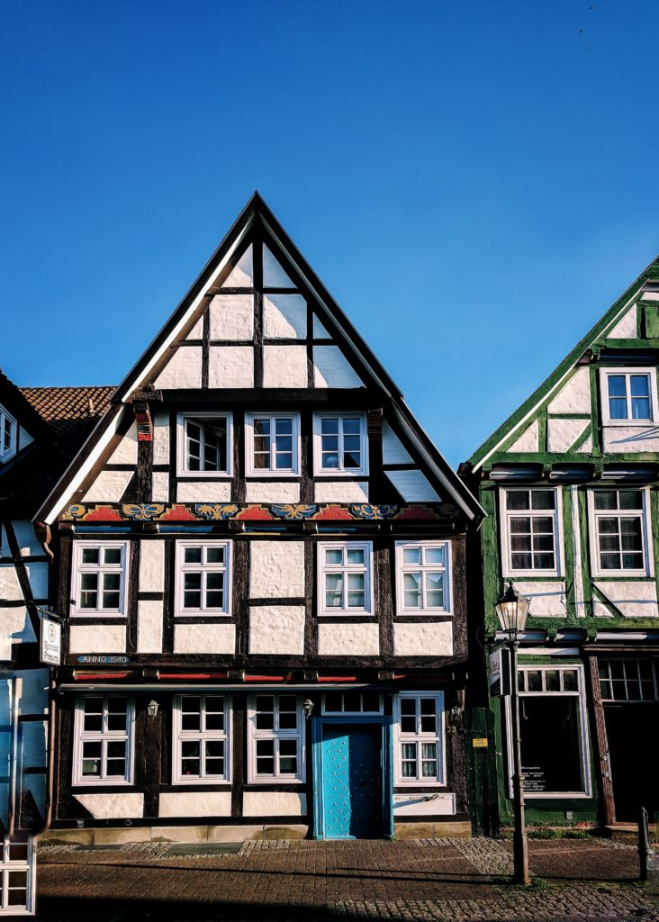 CELLE - A HALF-TIMBERED HOUSES DREAM 11