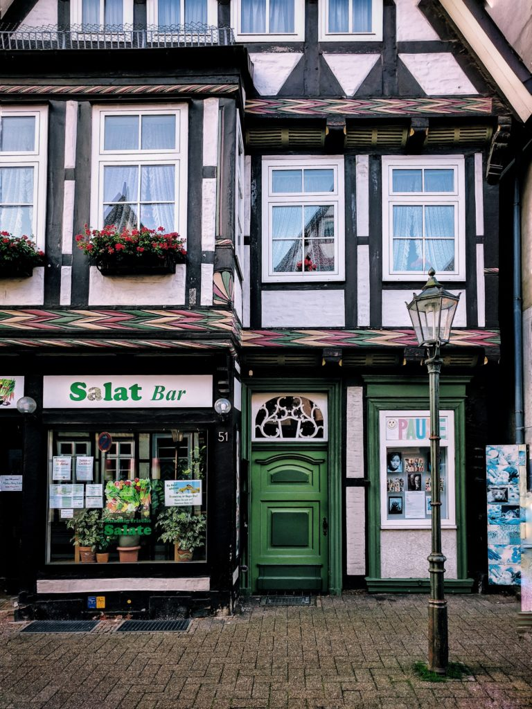 CELLE - A HALF-TIMBERED HOUSES DREAM 15
