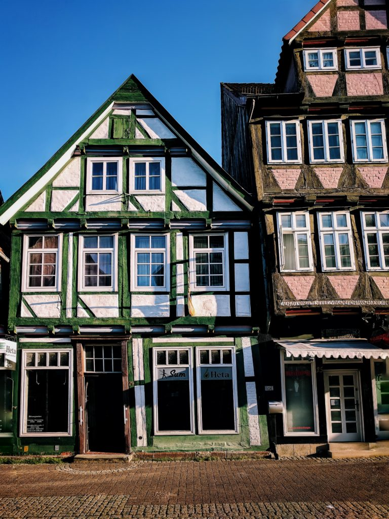 CELLE - A HALF-TIMBERED HOUSES DREAM 5