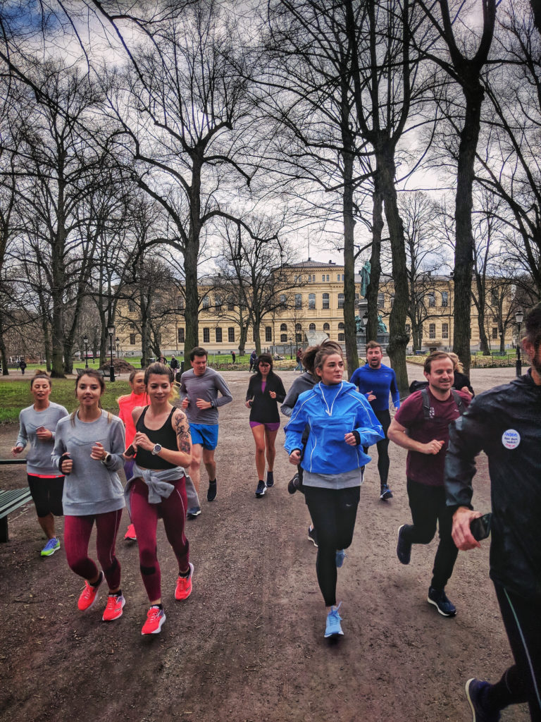 RUN YOUR WORLD STOCKHOLM 22