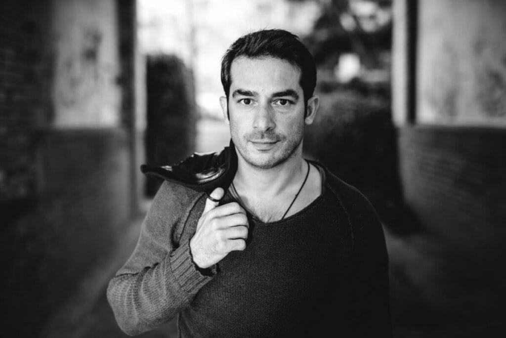 Fotografie Tipps - Patrick Ludolf - Person -Portrait - Schwarz Weiß Bild